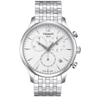 Tissot Mens T-Classic Tradition Bracelet Watch T063.617.11.037.00