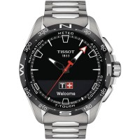 Tissot Mens T-Touch Connect Solar Watch T121.420.44.051.00