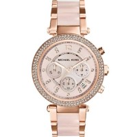 Michael Kors Ladies Blush Watch MK5896