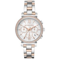 Michael Kors Sofie Chronograph Bracelet Watch MK6558