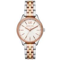 Michael Kors Ladies Lexington Tricolour Cream Dial Bracelet Watch MK6642