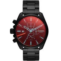 Diesel Ms9 Chrono Black Bracelet Watch DZ4489