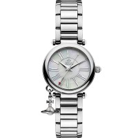 Vivienne Westwood Ladies Mother Orb Watch VV006PSLSL