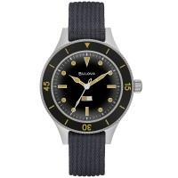 Bulova Mens Archive MIL-SHIPS-W-2181 Watch 98A266
