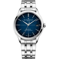 Baume & Mercier Mens Clifton Watch 10468