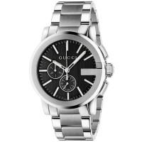 Gucci Mens G-Chrono Bracelet Watch YA101204