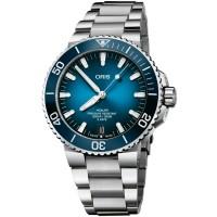 Oris Aquis Date Calibre 400 Bracelet Watch 01 400 7763 4135-07 8 24 09PEB