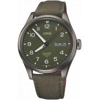 Oris Mens Limited Edition TLP Big Crown ProPilot Watch 01 752 7760 4287-SET