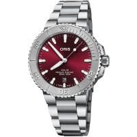 Oris Mens Aquis Date Relief Watch 01 733 7766 4158-07 8 22 05PEB
