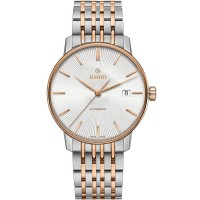 Rado Mens Coupole Classic Automatic Two Tone Bracelet Watch R22860027