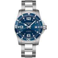 Longines HydroConquest Automatic Blue Dial Bracelet Watch L37424966