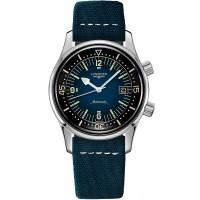 Longines Mens Legend Diver Watch L3.774.4.90.2