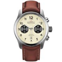 Bremont ALT1-C CLASSIC Cream Dial Strap Watch ALT1-C/CR