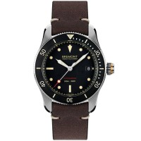 Bremont SUPERMARINE S301 Black Strap Watch S301/BK