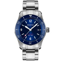Bremont SUPERMARINE S300 Blue Bracelet Watch S300/BL/BR