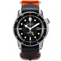 Bremont SUPERMARINE S500  Endurance LIMITED EDITION Titanium Orange Watch S500/ENDURANCE