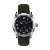 Bremont ARMED FORCES- BROADSWORD Khaki Green Strap Watch BROADSWORD