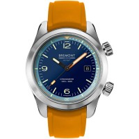 Bremont Mens Argonaut Azure Watch ARGONAUT-BL-R-S