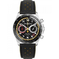 Bell & Ross Mens Vintage Renault Sport 2018 Limited Edition Watch BRV294-RS18/SCA