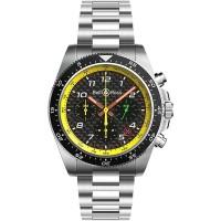 Bell & Ross BR V3-94 R.S.19 Limited Edition Formula 1 Renault Bracelet Watch BRV394-RS19/SST