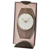 Seiko Clocks Copper Mantel Clock QXG103B