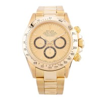 Pre-Owned Rolex Mens Oyster Perpetual Cosmograph Daytona Watch 116508