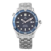 Pre-Owned Omega Mens Seamaster Automatic Watch 1221019