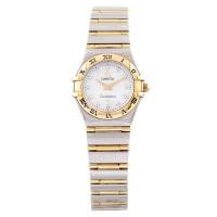 Pre-Owned Omega Ladies Constellation Diamond Watch C0512396481