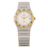 Pre-Owned Omega Mens Two Colour Constellation Watch 771020