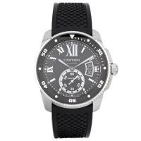 Pre-Owned Cartier Calibre De Cartier Strap Watch 4407041