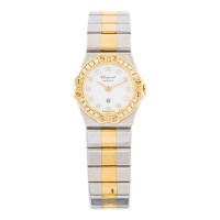 Pre-Owned Chopard Ladies Diamond Set Bracelet Watch 97220