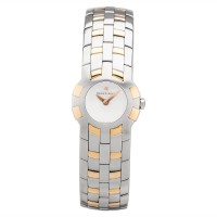 Pre-Owned Maurice Lacroix Ladies Intuition Two Tone Bracelet Watch 59858