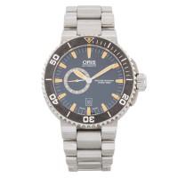 Pre-Owned Oris Mens Automatic Bracelet Watch R517294479
