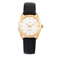 Pre-Owned Rolex Vintage Oyster Perpetual Strap Watch 1094411069