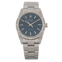 Pre-Owned Rolex Mens Air King Automatic Bracelet Watch 4411072