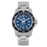 Pre-Owned Breitling Superocean II 44 Bracelet Watch A17392D8C910 162A
