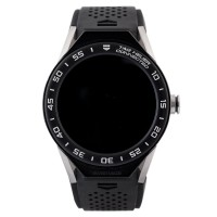 Pre-Owned TAG Heuer Connected Black Strap Watch EX 2460511