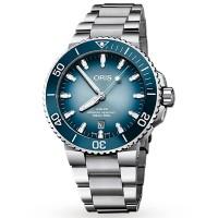 Oris Mens Limited Edition Lake Baikal Watch 733 7730 4175