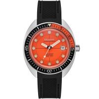 Bulova Mens Archive Series Devil Diver Oceanographer Watch 96B350