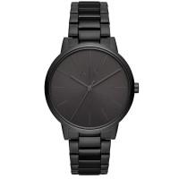 Armani Exchange Mens Cayde Black Bracelet Watch AX2701