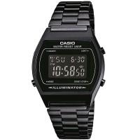 Casio Vintage Collection Black Bracelet Watch B640WB-1BEF