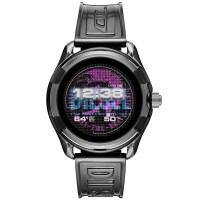 Diesel On Fadelite Black Transparent Smartwatch DZT2018