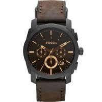 Fossil Mens Machine Chronograph Watch FS4656IE
