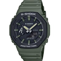 Casio G-Shock Layered Bezel Watch GA-2110SU-3AER