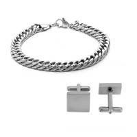 House of Watches Mens Free Jewellery Set 4