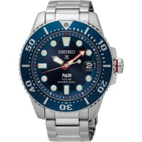 Seiko Mens Prospex PADI Solar Watch SNE549P1