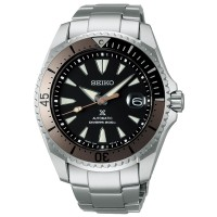 Seiko Mens Prospex Shogun Automatic Titanium Watch SPB189J1