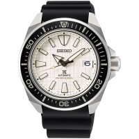Seiko Mens Prospex Samurai Strap Watch SRPE37K1