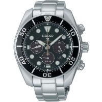 Seiko Mens Limited Edition Prospex Island Green Sumo Watch SSC807J1