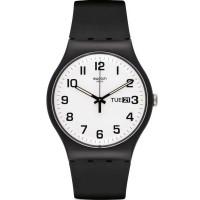 Swatch Unisex Twice Again Strap Watch SUOB705